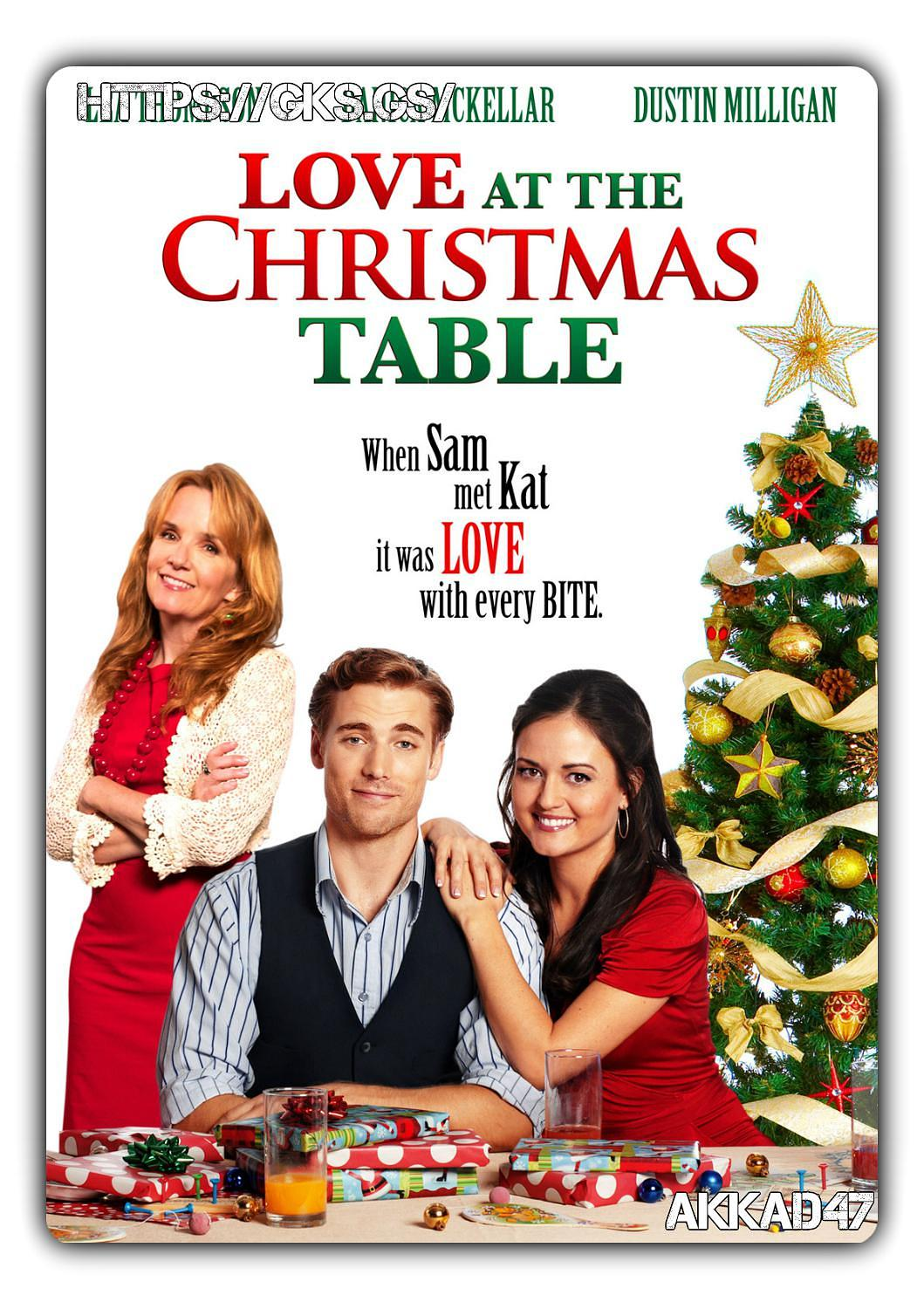 悠悠MP4_MP4电影下载_爱在圣诞餐桌旁/圣诞爱情 Love.at.the.Christmas.Table.2012.1080p.BluRay.x264-GUACAMOLE 6.56GB