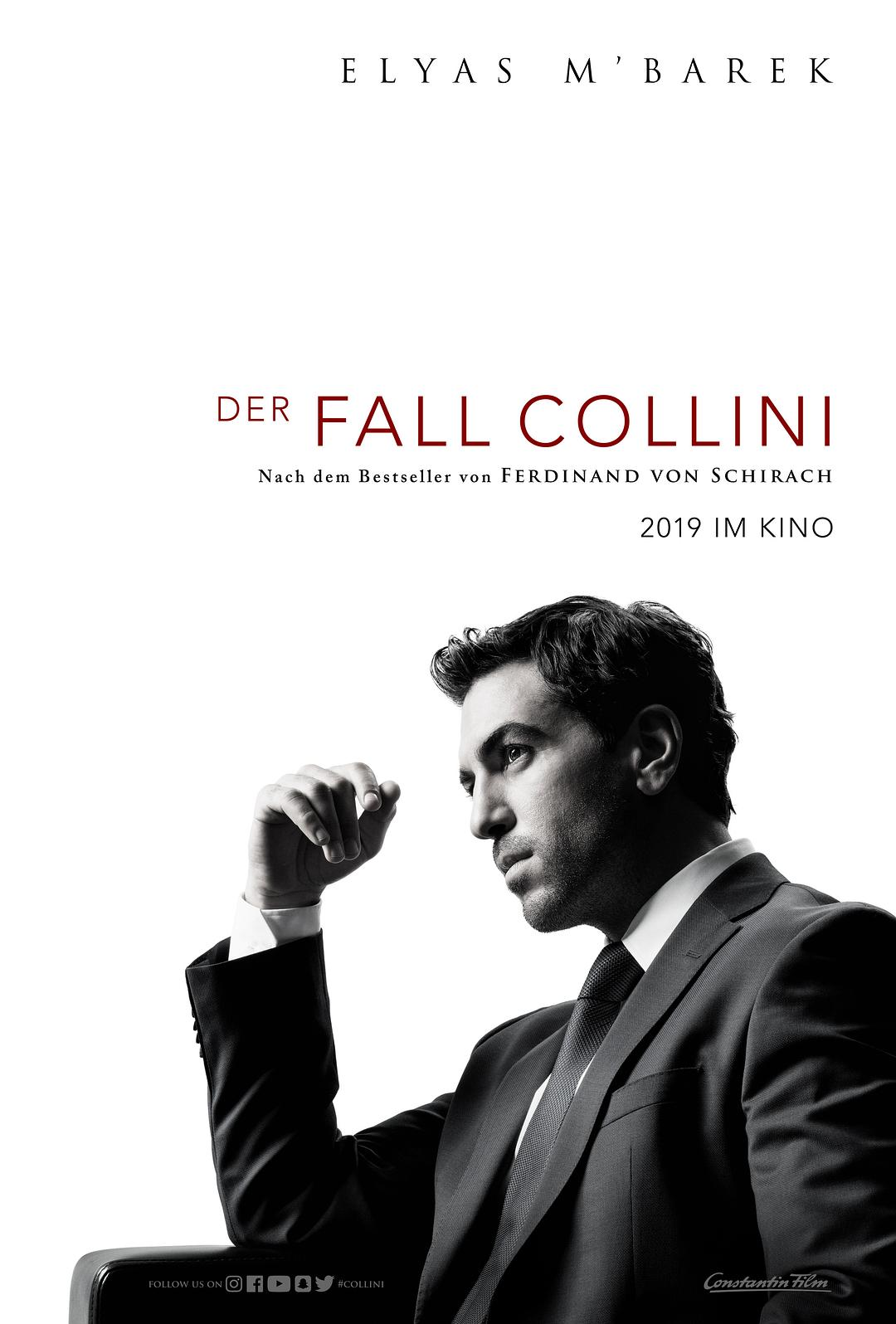 悠悠MP4_MP4电影下载_科林尼案 The.Collini.Case.2019.1080p.BluRay.x264-GUACAMOLE 9.83GB